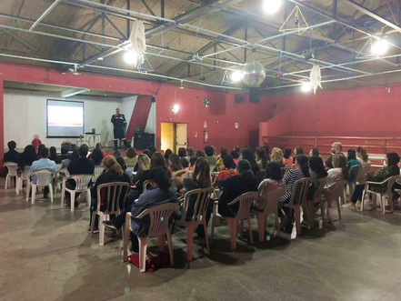 Biritiba Mirim: Professores da rede municipal participam de capacitação de primeiros socorros