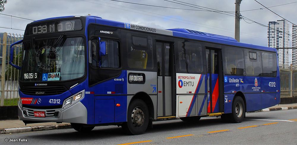 Modernização dos ônibus da empresa Alto Tietê Transporte (ATT), integrante do Consórcio Unileste, oferece novos benefícios e conforto aos passageiros. Até o final do ano serão 85 novos veículos.