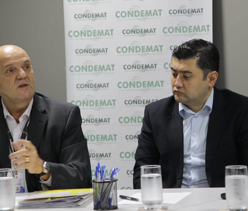 CONDEMAT, direção do Cidade Legal
