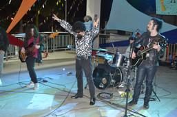 ESTÂNCIA: Roberto Seixas se apresentou na festa do Folclore