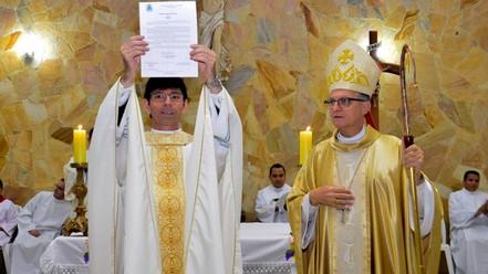 MOGI DAS CRUZES: Padre Sérgio Campos encontra-se internado para tratamento da COVID-19