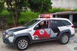 SANTA BRANCA: Polícia Militar captura homem procurado pela Justiça