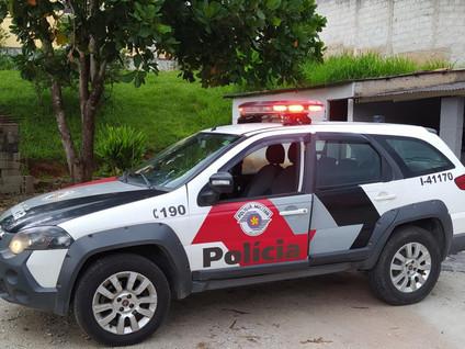 SANTA BRANCA: Polícia Militar prende procurado pela Justiça