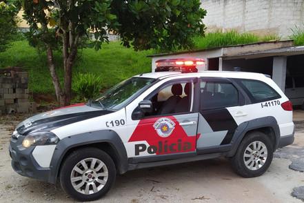 Polícia Militar de Santa Branca prende homem procurado pela Justiça