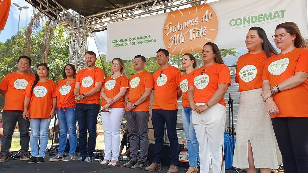 Eventos regionais marcam o terceiro ano de atividades do grupo, que tem a participação de 12 cidades