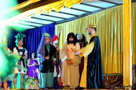 Santa Branca e Salesópolis recebem espetáculo da Via Sacra ao vivo