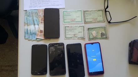 Polícia Militar prende autores de roubo em Biritiba Mirim