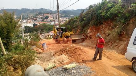 ESTÂNCIA: Estrada da Barra ficará interditada até o próximo dia 27