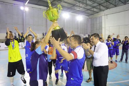 Suzano é campeã da 2ª Taça Condemat de Futsal