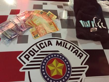 SANTA BRANCA: Polícia Militar apreende menor pela segunda vez com drogas