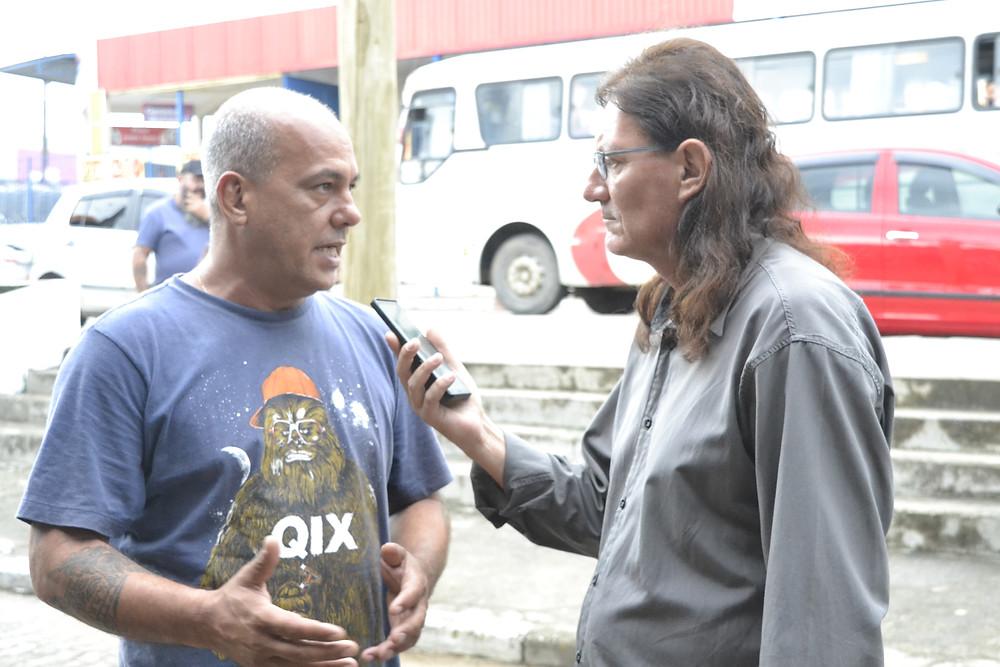 Entrevista com o Secretário Municipal de Cultura, Sandro Ferreira de Paula