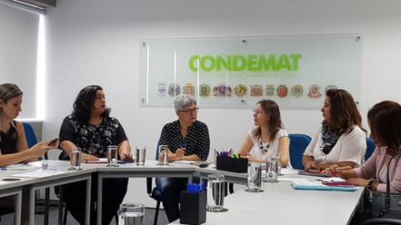 CONDEMAT alerta para aumento dos casos de dengue - Cidades abrangidas pelo CONDEMAT contabilizam alt