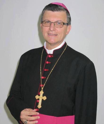 Dom Pedro Luiz Stringhini completa sete anos como bispo de Mogi das Cruzes