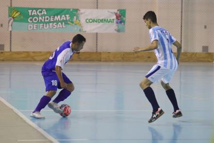 CONDEMAT prepara 3ª Taça de Futsal