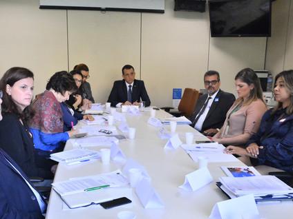 Bertaiolli se reúne com entidades empregadoras para discutir a Lei do Jovem Aprendiz