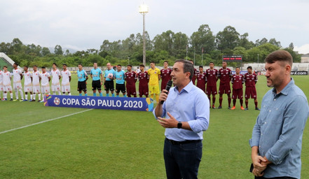 Alto Tietê se destaca com três sedes e quatro times na Copa São Paulo de Futebol Júnior