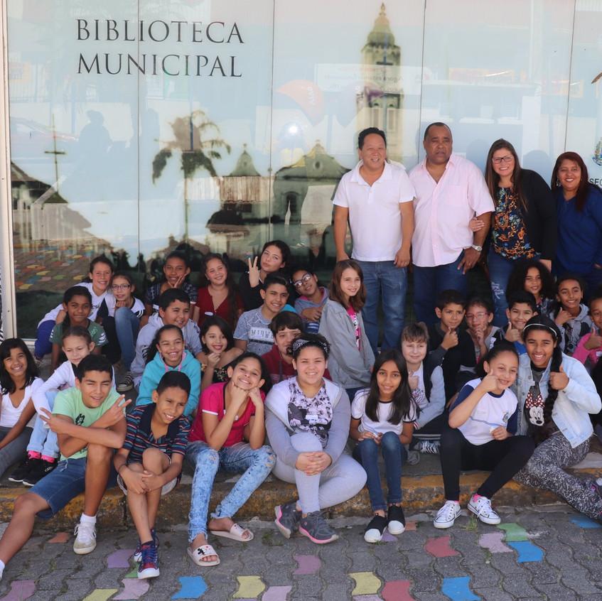 FOTO: COMUNICAÇÃO PREFEITURA BIRITIBA MIRIM