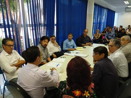 Condemat discute Regularização Fundiária e Licenciamento Municipalizado com a Cetesb