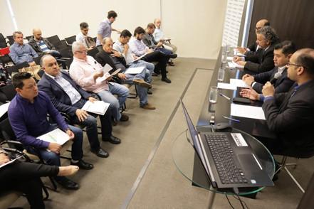 Estado confirma parceria com o CONDEMAT para Plano Regional de Resíduos Sólidos