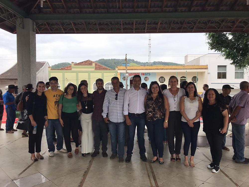 Iniciativa do Condemat, Hospital Luzia de Pinho Melo e Secretaria Municipal de Saúde leva informações e exames para  moradores e visitantes na tradicional Feira de Quinta-Feira do Mês