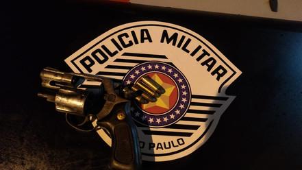 MOGI DAS CRUZES: Polícia Militar prende assaltante no centro da cidade