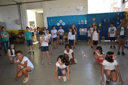 Evento sobre o Meio Ambiente na Escola Ernesto Ardachnikoff