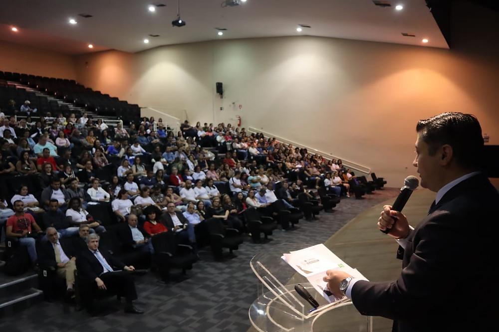 """Consórcio promove Seminário """"Tempo é Vida"""" com iniciativas para capacitar profissionais da saúde e conscientizar a população sobre sintomas das doenças que mais matam"""