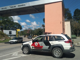 SANTA BRANCA: Polícia Militar prende autor de roubo a farmácia