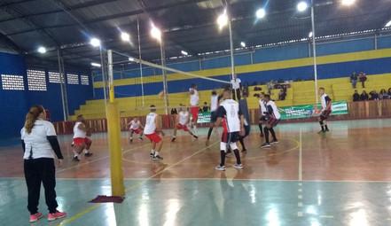 Definidos os semifinalistas da Taça CONDEMAT de Voleibol