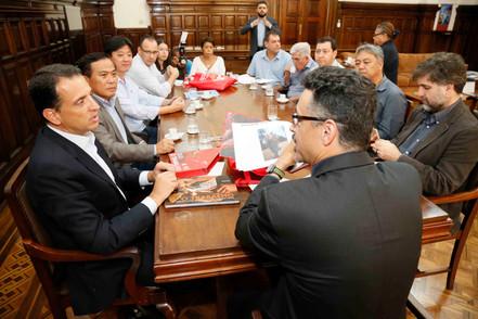 Bertaiolli conquista apoio da Secretaria Estadual de Cultura para as duas principais festas de Mogi