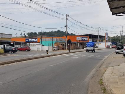 Atropelamento na SP 88 em Biritiba Mirim