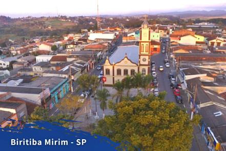 BIRITIBA MIRIM registra a 41° óbito pelo NOVO CORONAVÍRUS