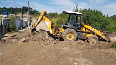 BIRITIBA MIRIM: Prefeitura inicia obras no Jardim dos Eucaliptos