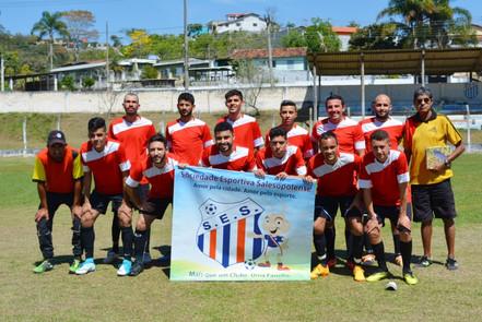 Abertura da 3° Copa Rio Tietê na S.E.S