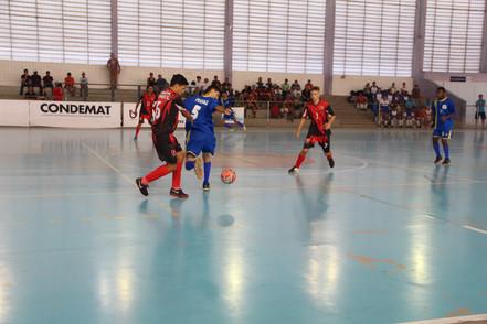 Final da Taça CONDEMAT de Futsal é antecipada para quarta-feira