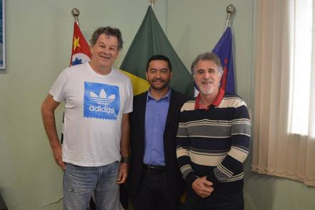 Fausto Pizzolato novo diretor de esportes