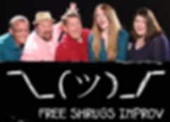 Free Shrugs Improv