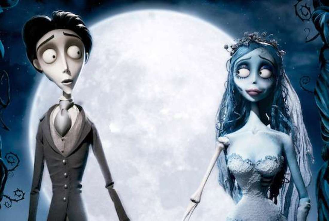 Corpse Bride, Tim Burton, 2005