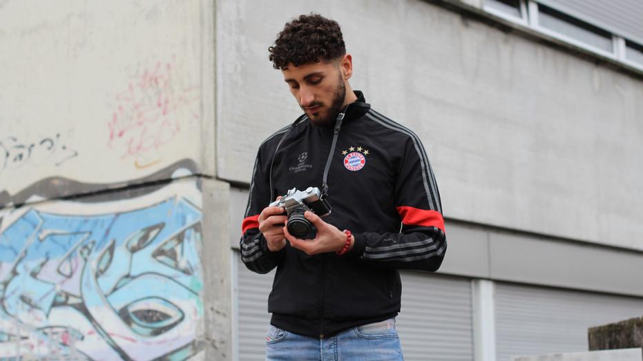 Dylan Taher, l'âme d'un photographe aux Palettes