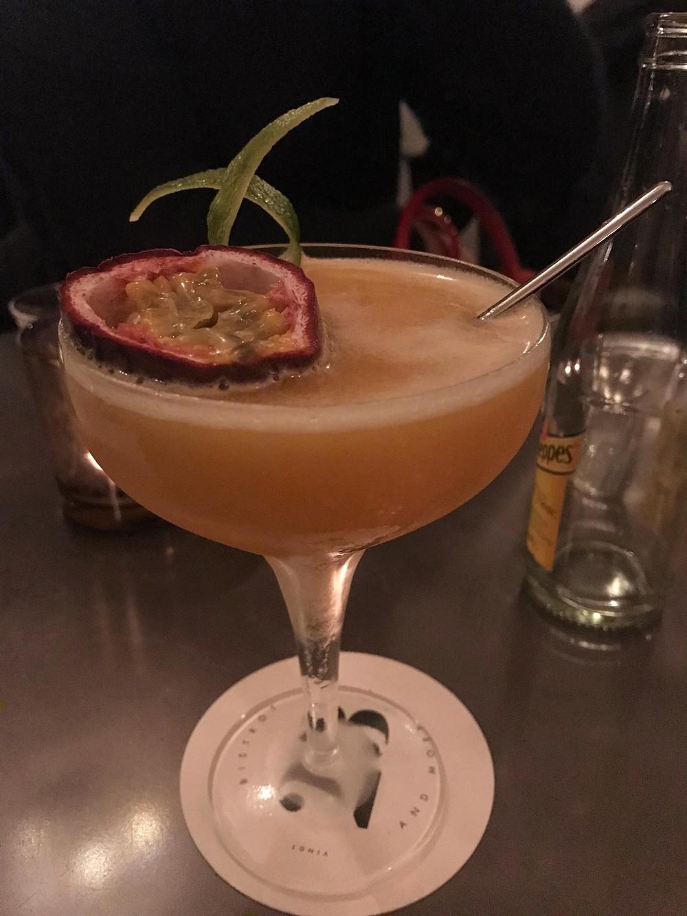 exotic martini