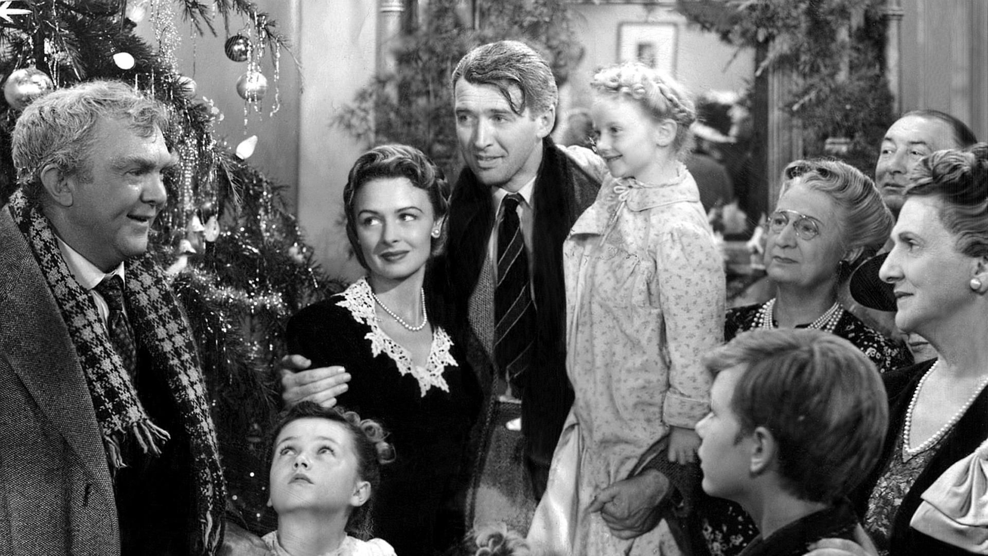 It's a wonderful life, F. Capra,1946