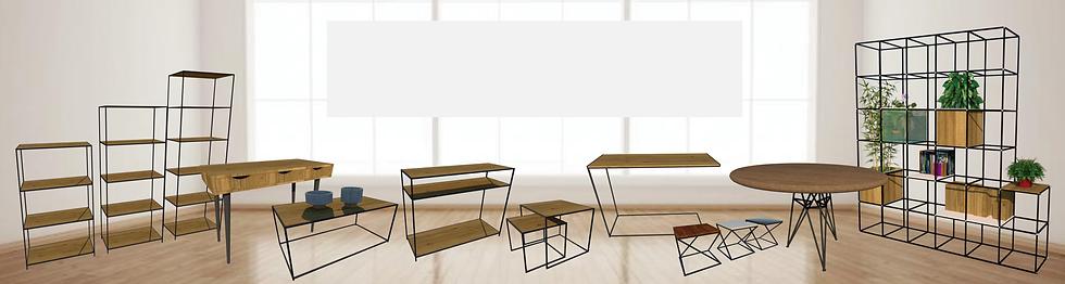 Muebles para el hogar, mesas, sillas, es