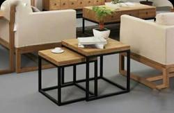 Muebles mobiliario para el hogar,oficina,restaurantes,bares mesas dobles