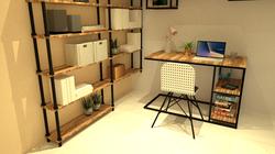 Muebles para el hogar, oficina, bares y