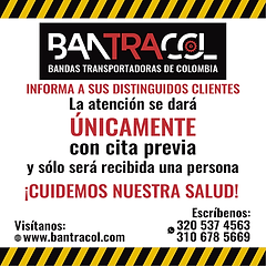Bantracol Bandas Trasnportadoras de Colo