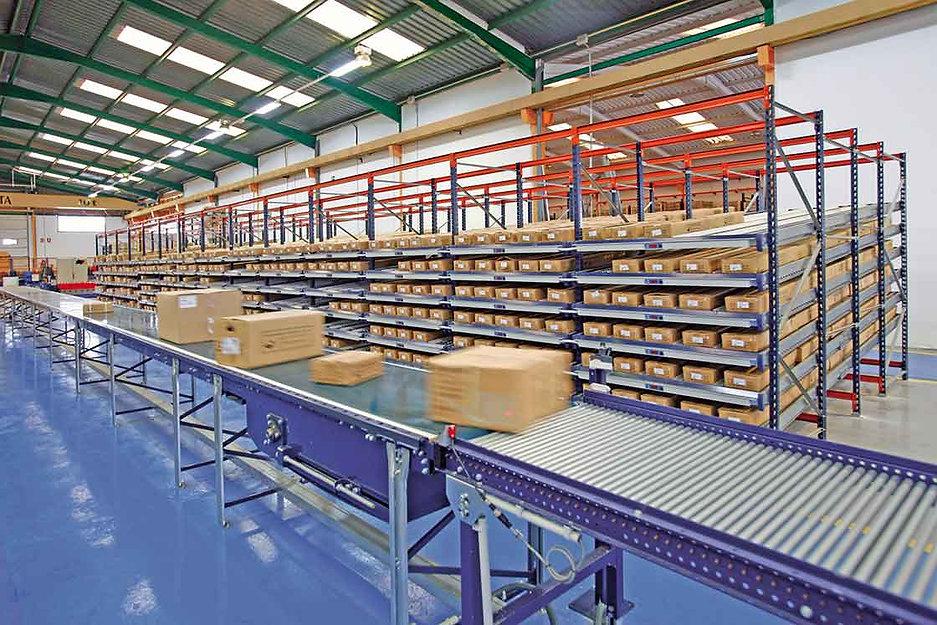 Bandas transportadoras para el sector in