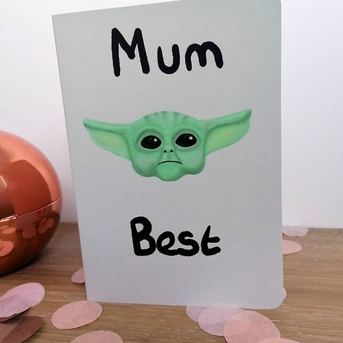 Mum Yoda Best