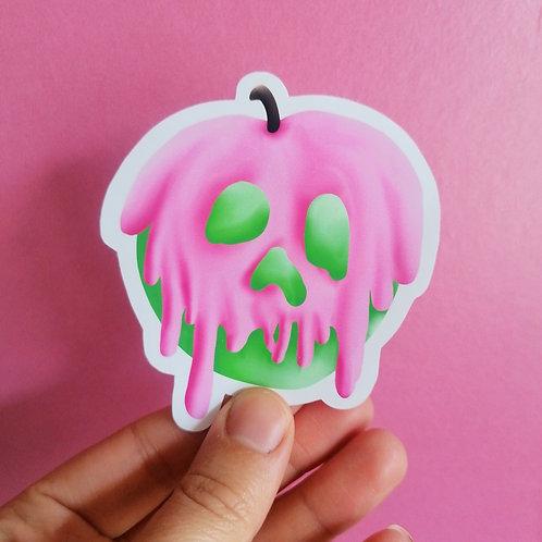 Poison Apple Sticker
