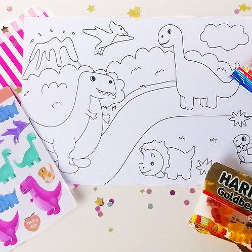 Dinosaur Little Box of Joy