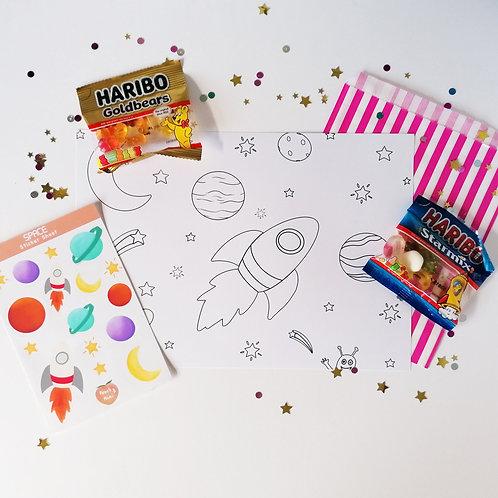 Space Little Box of Joy